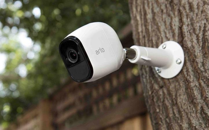 Netgear Arlo Pro: cámara de seguridad que funciona hasta 6 meses con una sola recarga