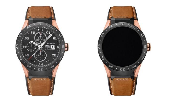 Tag Heuer y su nuevo smartwatch de 9.900 dólares