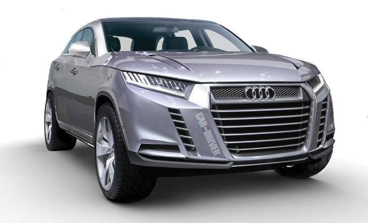 El Audi Q8 concept hará su debut en el Salón de Detroit