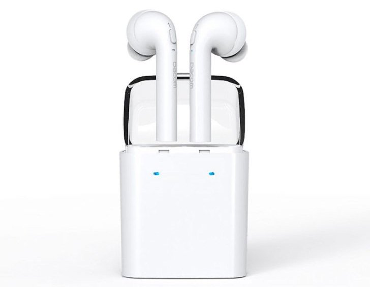 Dacom 7S X1: Copia China de los AirPods