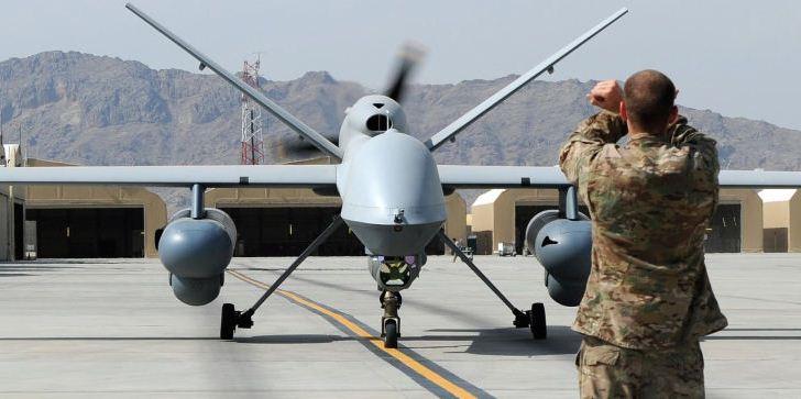 Fuerza Aérea británica tendría planeado reclutar gamers para pilotar drones militares