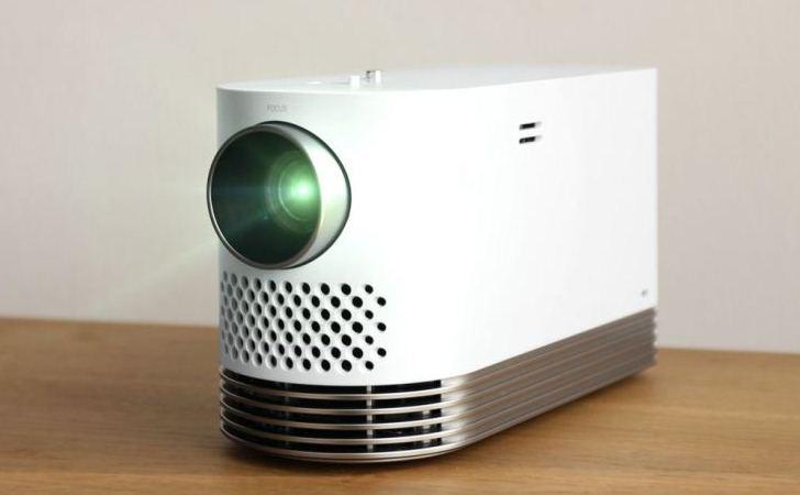 Proyector láser portátil LG ProBeam