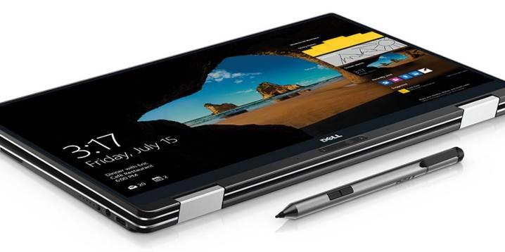 Dell XPS 13, portátil convertible 2 en 1 hace su estreno en el CES 2017