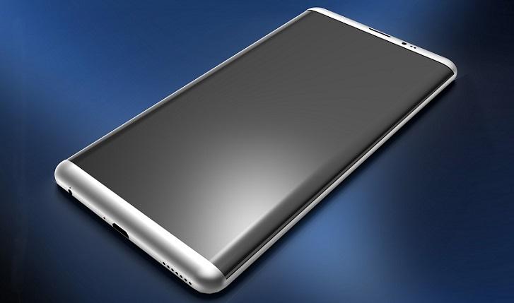 Primeros renders filtrados del Galaxy S8 coinciden con el futuro diseño