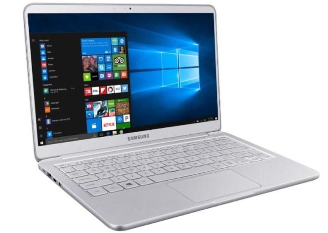 NoteBook 9 de Samsung, nueva portátil de 15 pulgadas y 980 gramos de peso