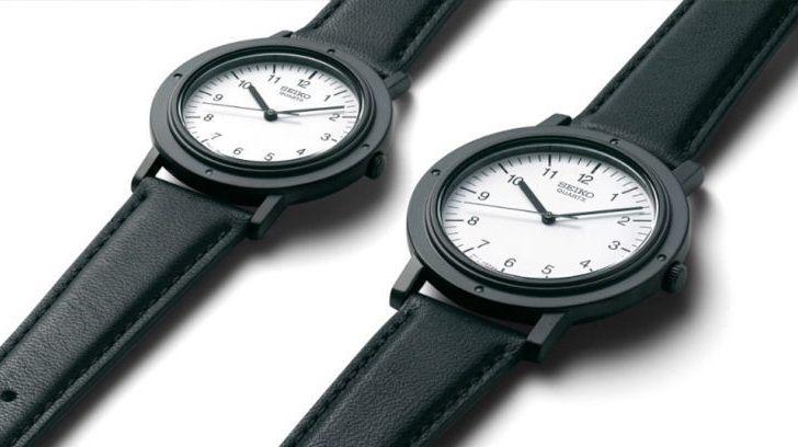 Seiko lanza un reloj versión especial en homenaje a Steve Jobs