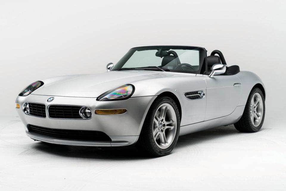 El BMW Z8 de Steve Jobs será subastado en US$400,000 dolares