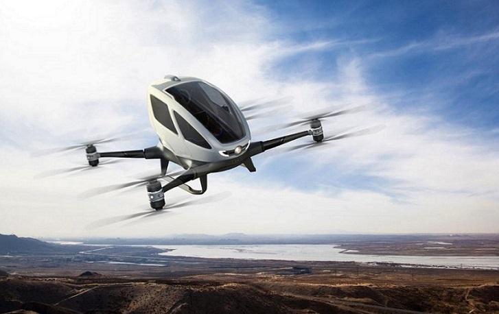 Coches voladores de Uber ingresaran al servicio en el 2020