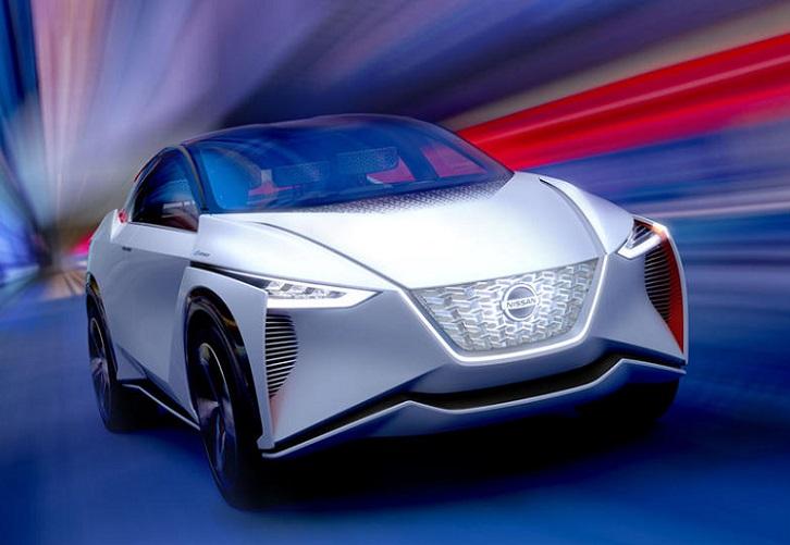Nissan IMx, el primer crossover concepto 100% eléctrico