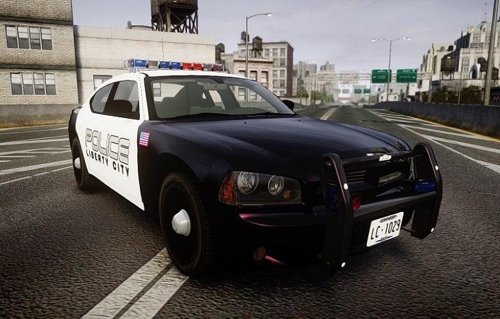 Las patrullas de policía del futuro serán autónomas sin necesidad de un agente
