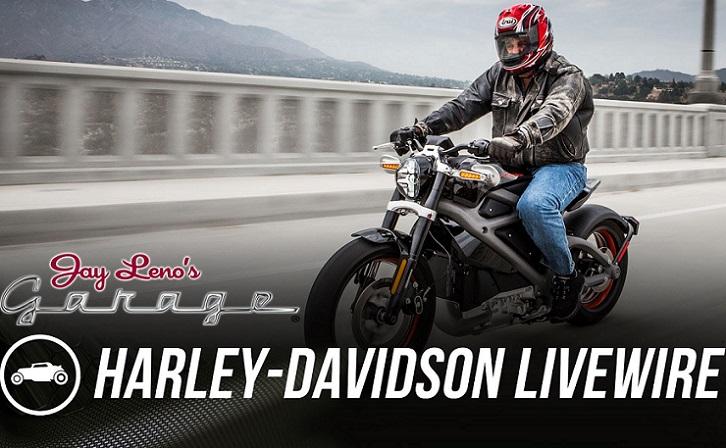 Harley-Davidson presentara su primera moto eléctrica en 2019