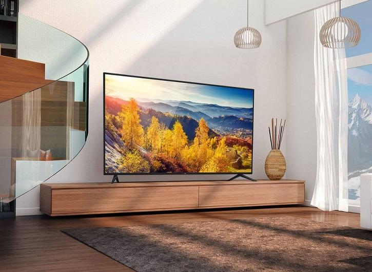 Xiaomi y su modelo de televisor 4K de 375 dolares