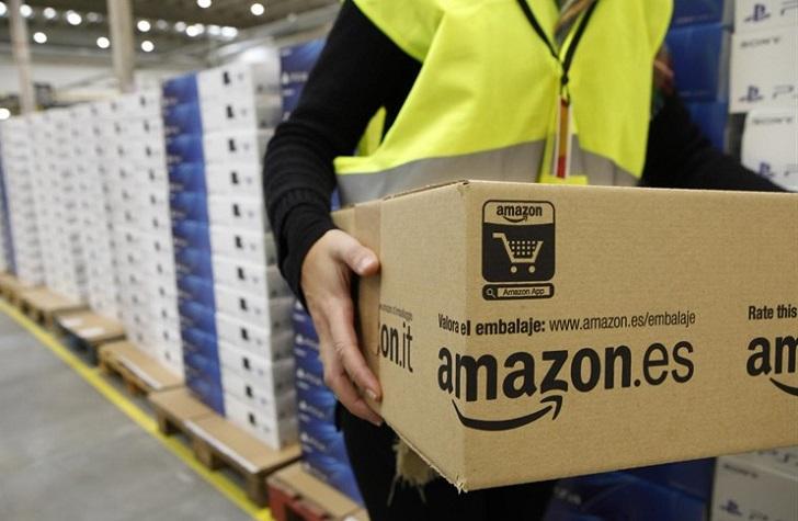 Amazon tendría listo su propio servicio de mensajería
