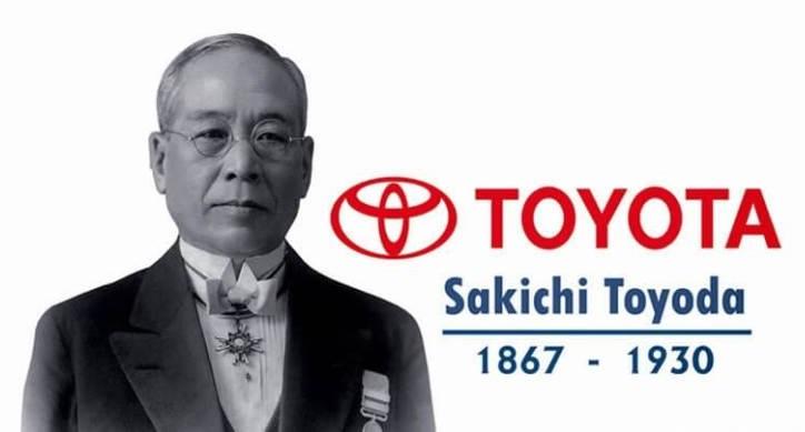 Sakichi Toyoda: el primer hombre en la historia de Toyota