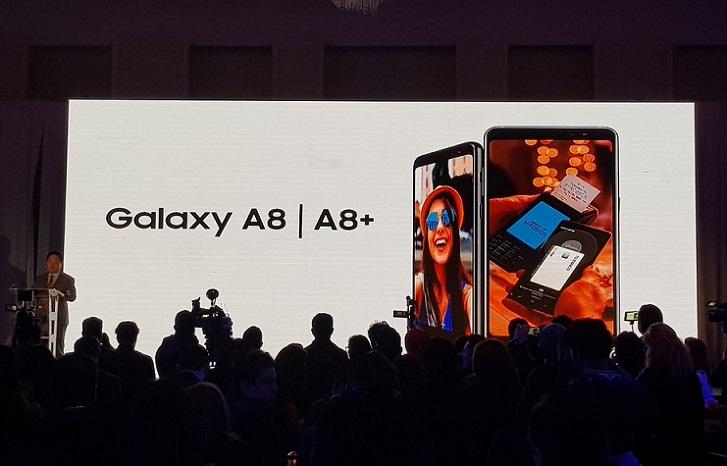 Nuevos Samsung Galaxy A8 y A8+ llegan a Perú