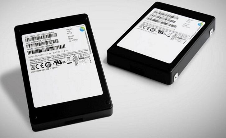 """Samsung PM1643, el disco SSD de 2,5"""" con mayor capacidad del mundo"""