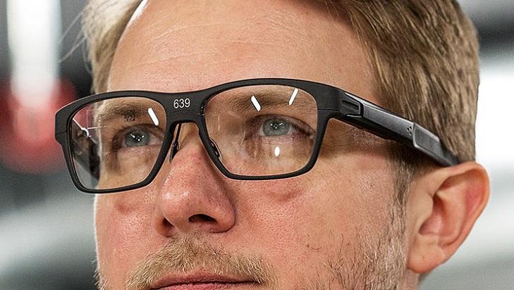 Intel presenta Vaunt, sus anteojos versión realidad aumentada