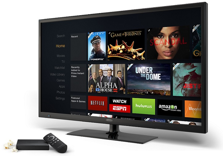 Amazon planea lanzar un servicio gratuito de video para Fire TV
