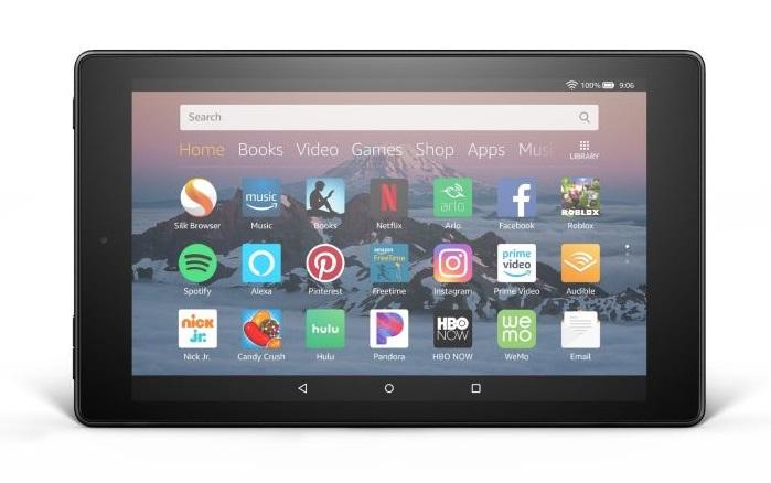 La nueva tablet de Amazon posee pantalla HD y vale tan solo $80