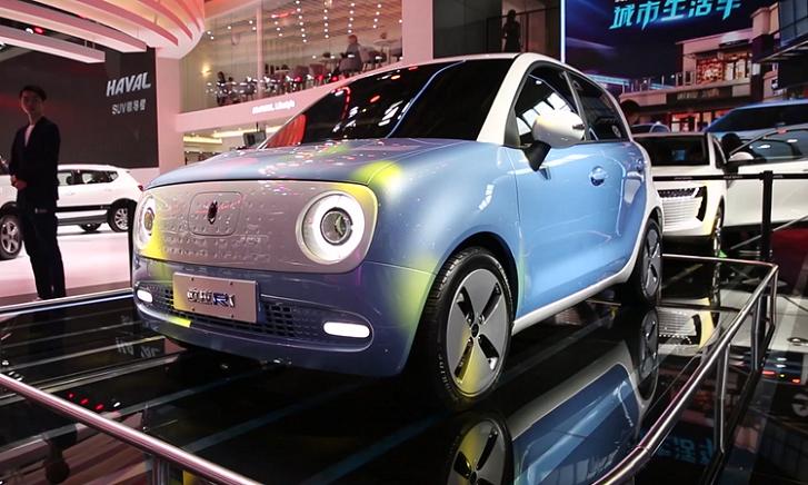 Great Wall presenta su nueva marca de vehículos eléctricos