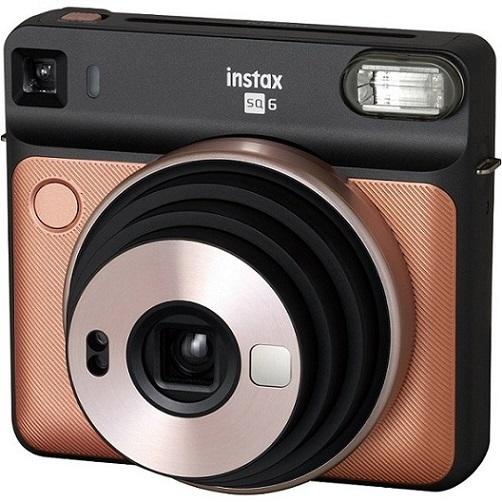 Fujifilm nos transporta al pasado con su modelo Instax Square SQ6