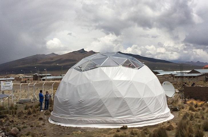 Empresa peruana que fabrica casas térmicas recibe premio internacional