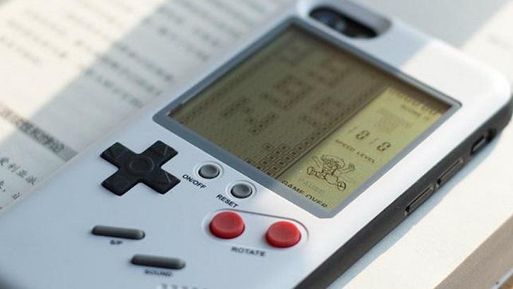 Nintendo crea funda que convierte cualquier smartphone en una Game Boy