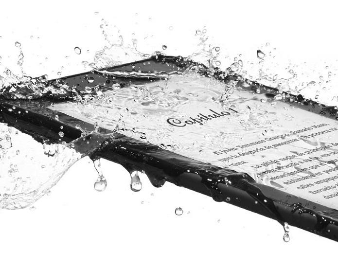 Amazon anuncia el Kindle Paperwhite 2017 resistente al agua