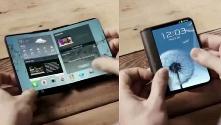 El móvil plegable de Samsung será una tablet de bolsillo