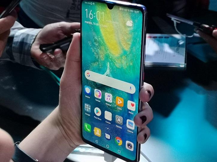 Huawei Mate 20X, Smartphone de alta gama y pantalla de 7,2 pulgadas