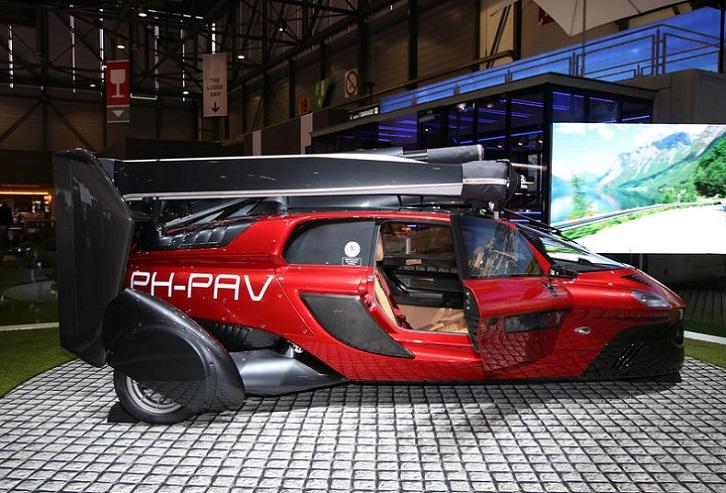 PAL-V Flying Car, el primer coche volador ya está disponible para su venta