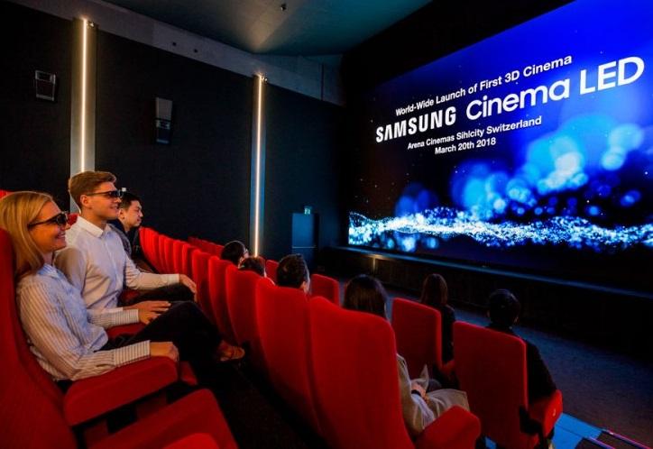 El cine del futuro vendrá con pantalla LED Onyx Cinema