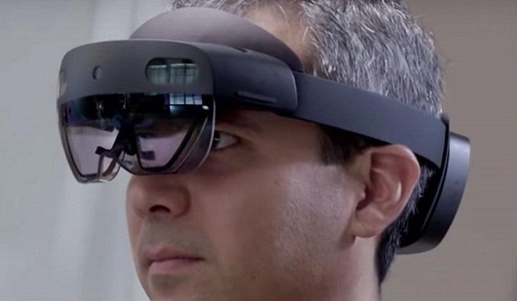 HoloLens 2, las nuevas gafas de realidad aumentada de Microsoft