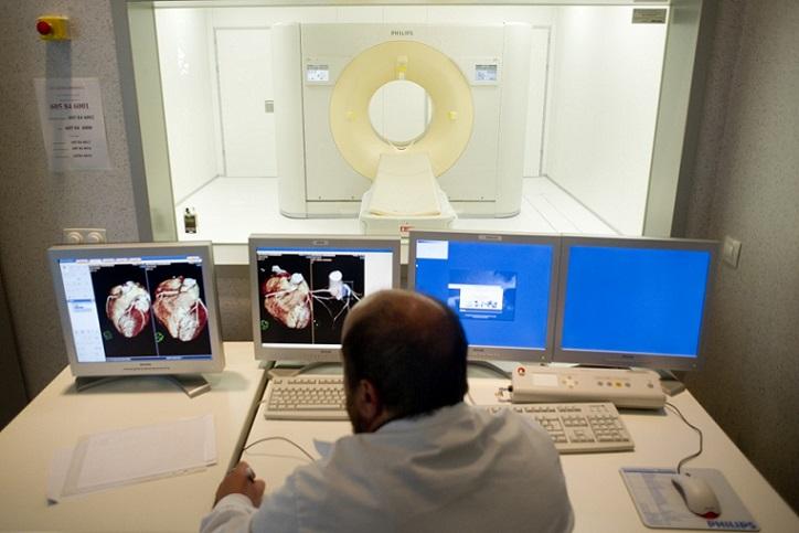 La tecnología de imagen avanzada predice el riesgo cardiovascular con anticipación