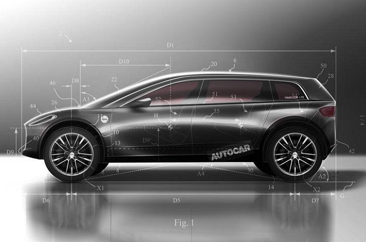 Dyson presenta el diseño de su futuro coche eléctrico