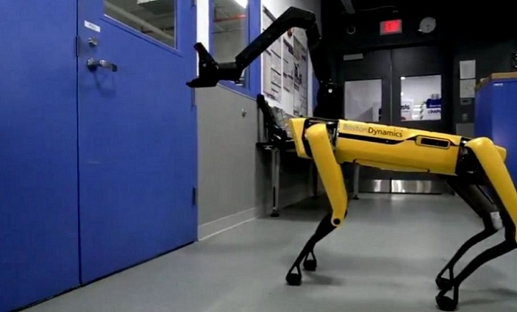 Los perros-robot de Boston Dynamics saldrán pronto a la venta