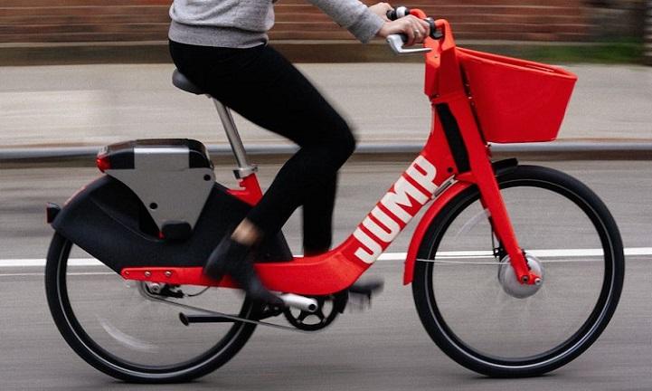 Uber lanza en Gran Bretaña su servicio de alquiler de bicicletas