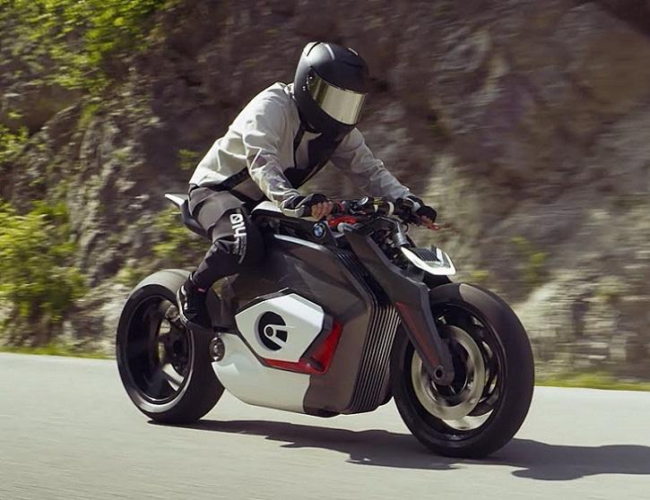 El concepto BMW Motorrad Vision DC Roadster