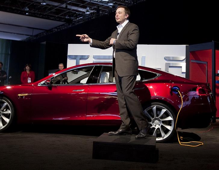 Elon Musk planea batir el récord en ventas para su coche eléctrico Tesla