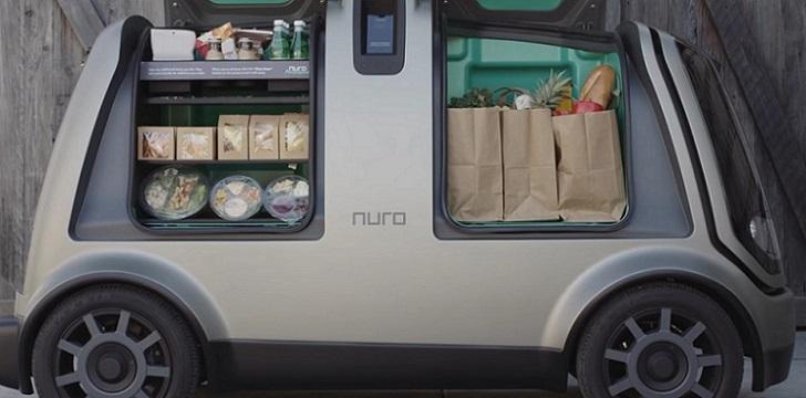 Domino's Pizza utilizara vehículos autónomos para el reparto de sus pedidos