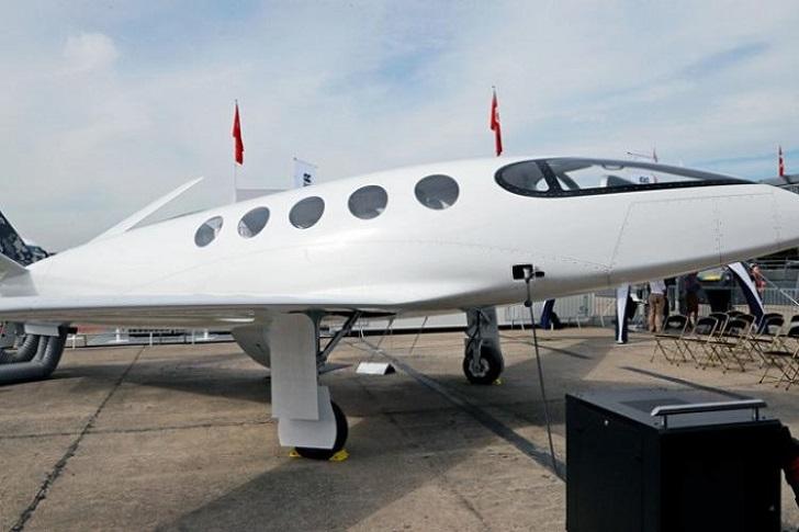 Alice, el primer avión 100% eléctrico para vuelos comerciales