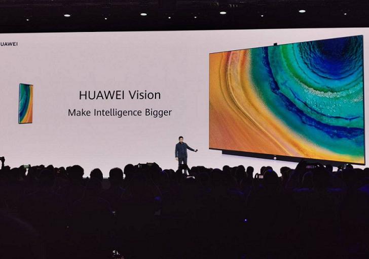 Huawei Vision: sorprendente y brutal pantalla inteligente 4K