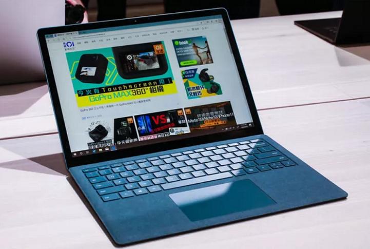 Microsoft Surface Laptop 3: La nueva laptop con más potencia que la MacBook Air
